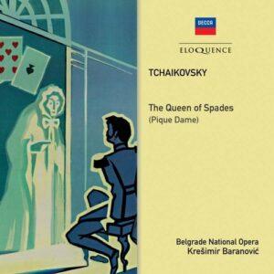 Tchaikovsky: Pique Dame - Kreshimir Baranovich