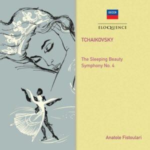 Tchaikovsky: The Sleeping Beauty, Symphony No. 4 - Anatole Fistoulari