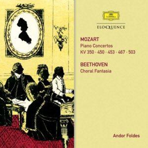Mozart: Piano Concertos - Andor Foldes