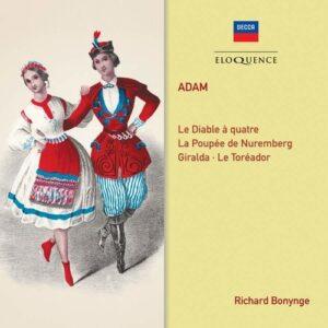 Adam: Le Diable a Quatre - Richard Bonynge