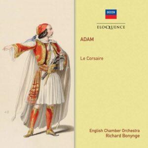 Adam: Le Corsaire - Richard Bonynge
