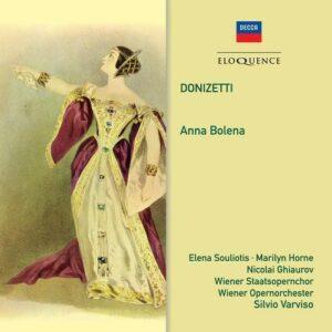 Donizetti: Anna Bolena - Silvio Varviso