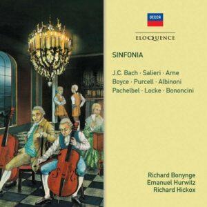 Sinfonia - Richard Bonynge