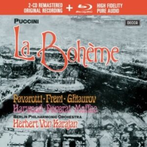 Puccini: La Boheme - Luciano Pavarotti