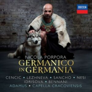 Porpora: Germanico In Germania - Max Emanuel Cencic