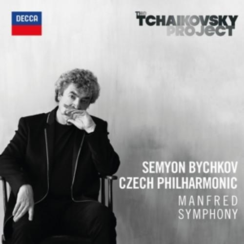 Tchaikovsky: Manfred Symphony - Czech Philharmonic