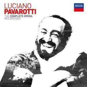 The Complete Opera Recordings - Luciano Pavarotti