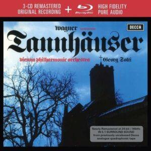 Wagner: Tannhauser - Georg Solti