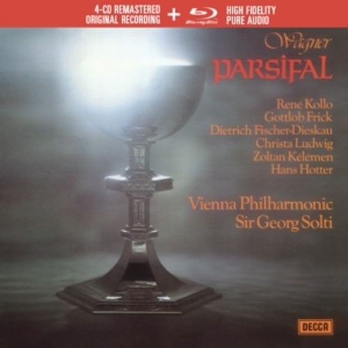 Wagner: Parsifal - Christa Ludwig