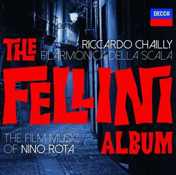 Rota: The Fellini Project - Riccardo Chailly