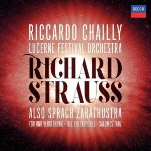 Strauss: Also Sprach Zarathustra - Riccardo Chailly