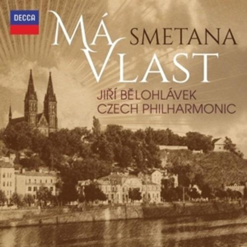 Smetana: Ma Vlast - Jiri Belohlavek