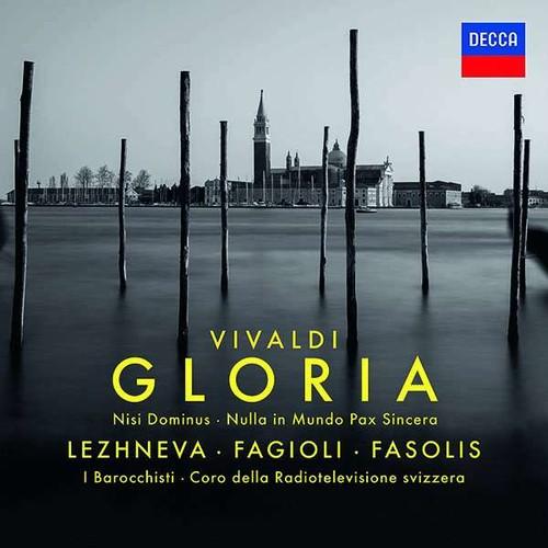Vivaldi: Gloria, Nisi Dominus - Julia Lezhneva