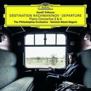 Rachmaninov: Piano Concerto Nos.2 & 4 - Daniil Trifonov