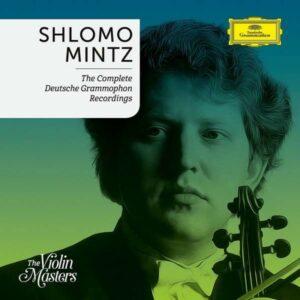The Complete Deutsche Grammophon Recordings - Shlomo Mintz