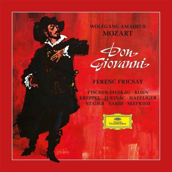 Mozart: Don Giovanni - Ferenc Fricsay
