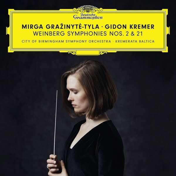Weinberg: Syphonies Nos. 2 & 21 - Gidon Kremer
