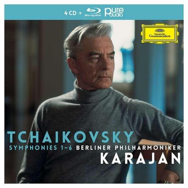 Tchaikovsky: The Symphonies - Herbert von Karajan