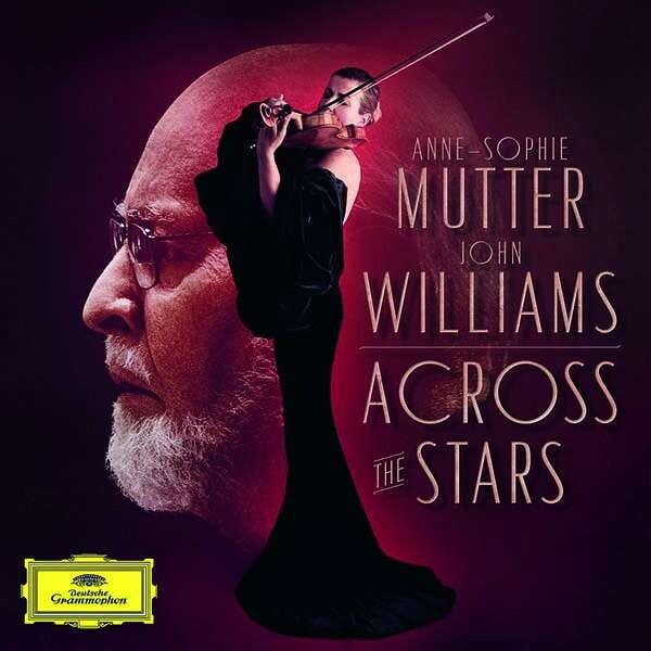 John Williams: Across The Stars (Vinyl) - Anne-Sophie Mutter