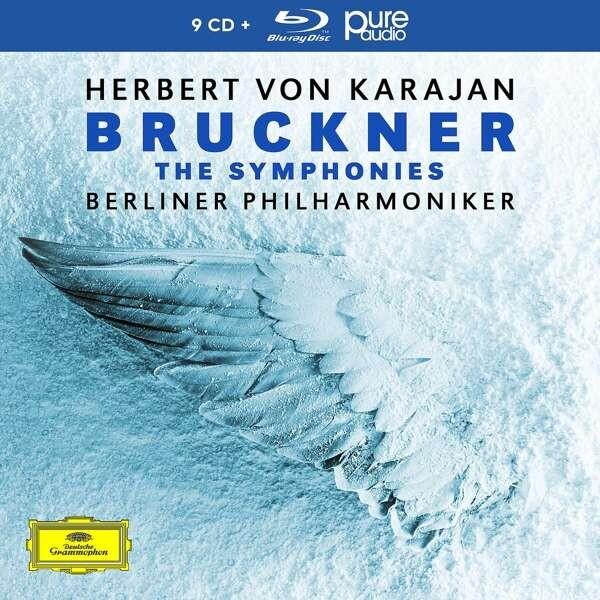 Bruckner: 9 Symphonien - Herbert von Karajan