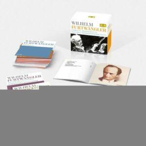 Complete Recordings on Deutsche Grammophon and Decca - Wilhelm Furtwangler