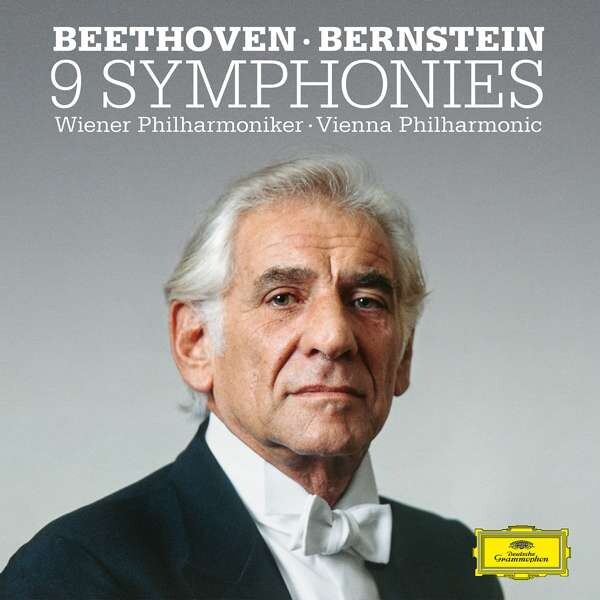 Beethoven: 9 Symphonies (5CD + 1 Bluray Audio) - Leonard Bernstein