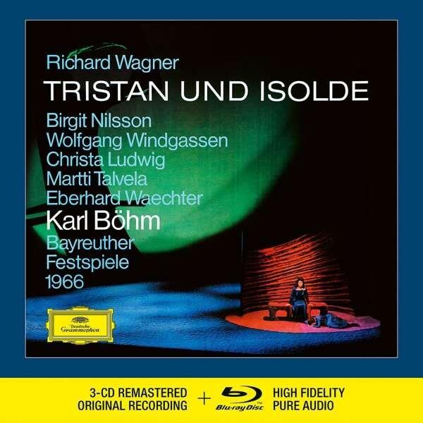 Wagner: Tristan Und Isolde (3CD + 1 Bluray Audio) - Karl Böhm