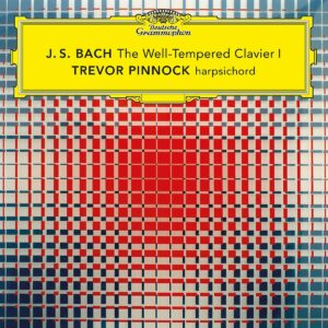 Bach: The Well-Tempered Clavier I - Trevor Pinnock