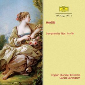 Haydn: Symphonies Nos. 44-49 - Daniel Barenboim