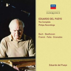 The Complete Philips Recordings - Eduardo Del Pueyo