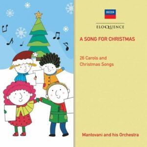 A Song For Christmas - Mantovani