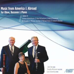 Music from America and Abroad for Oboe, Bassoon and Piano