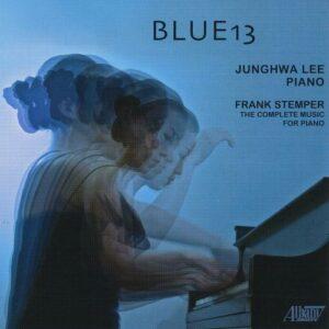 Frank Stemper: Blue 13