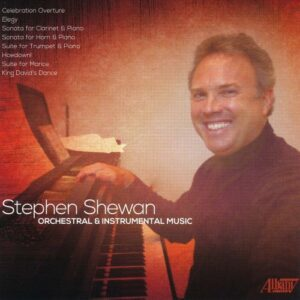 Stephen Shewan: Orchestra and Instrumental Music