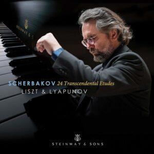 Liszt - Lyapunov: 24 Transcendental Etudes - Konstantin Scherbakov