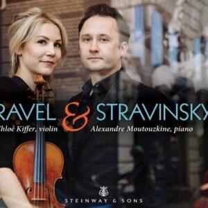 Ravel & Stravinsky - Chloe Kiffer