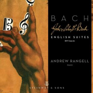 Bach: English Suites - Andrew Rangell