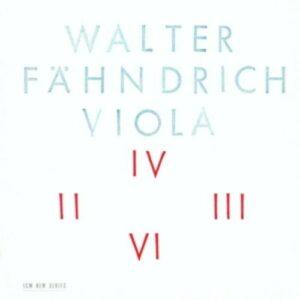 Viola - Walter Faehndrich
