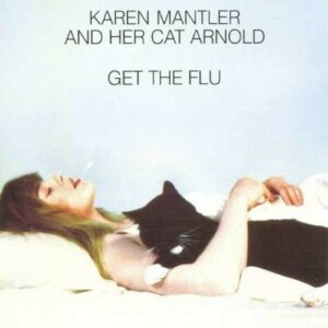 Karen Mantler And Her Cat Arnold - Karen Mantler