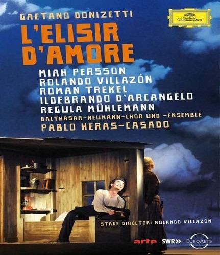 Donizetti: L'Elisier D'Amore - Balthasar-Neumann-Ensemble / Heras-Casado