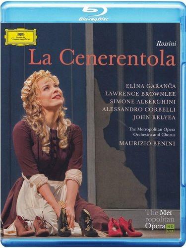 Rossini: La Cenerentola - Durkin / Risley / Garanca / Brownlee / Rely / Benini