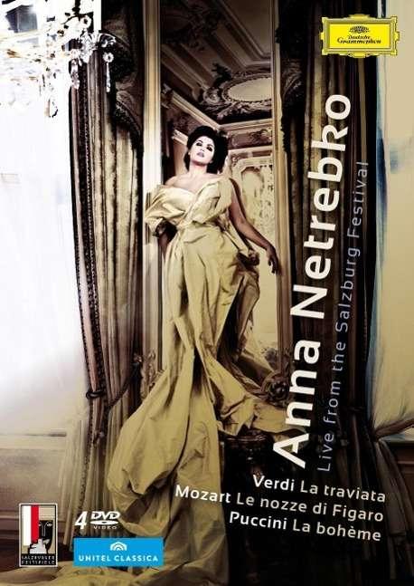 Verdi / Mozart / Puccini: Live From The Salzburg Festival - Netrebko