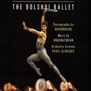 Khachaturian: Spartacus (Complete Ballet - Bolshoi Version)