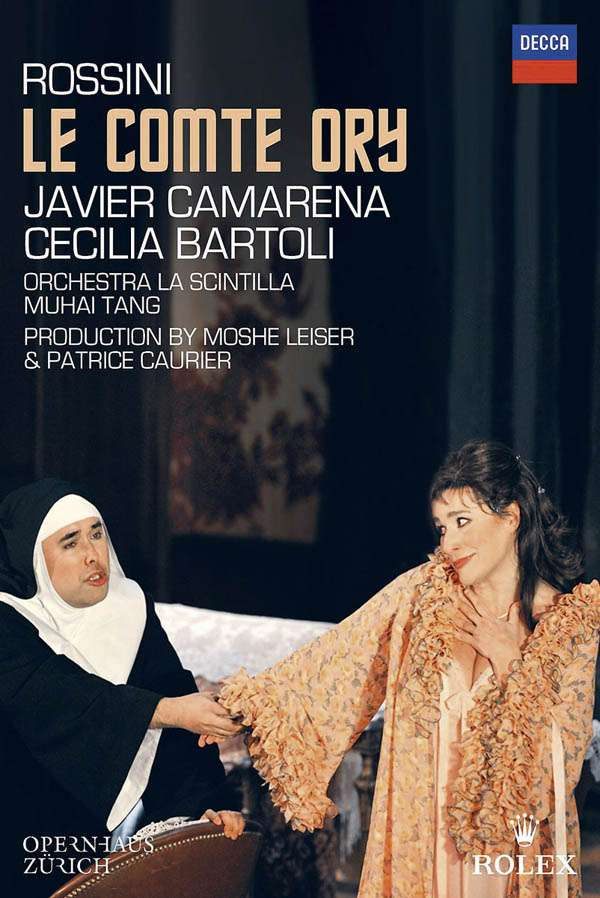 Rossini: Le Comte Ory - Bartoli
