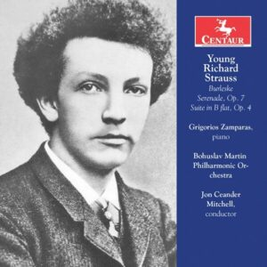Young Richard Strauss - Grigorios Zamparas