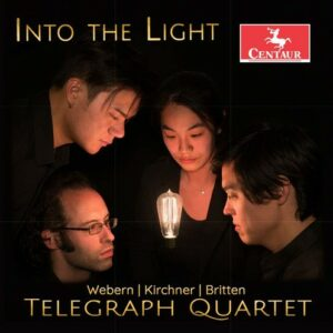 Into The Light - The Telegraph Quartet