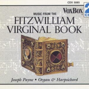 Music From The Fitzwilliam Virginal - Joseph Payne