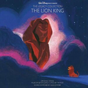 The Legacy Collection: The Lion King  (OST) - Hans Zimmer