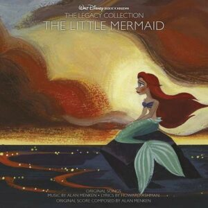 The Legacy Collection: The Little Mermaid (OST) - Alan Menken