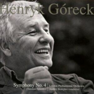 Górecki: Symphony No. 4, Op. 85